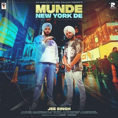 Munde New York De Jee Singh, Satwant Dhillon Mp3 Song Download
