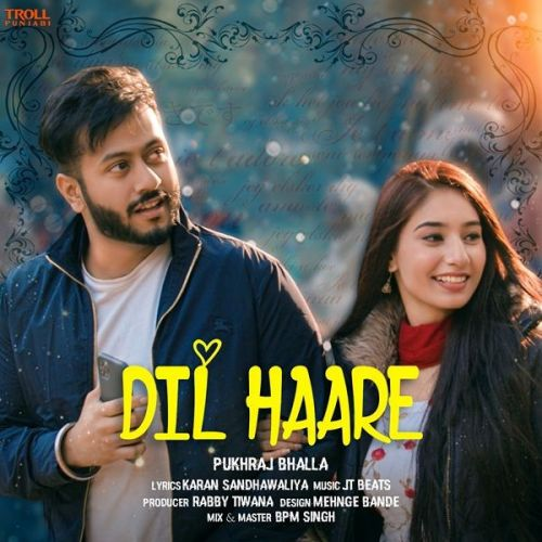 Dil Haare Pukhraj Bhalla Mp3 Song Download