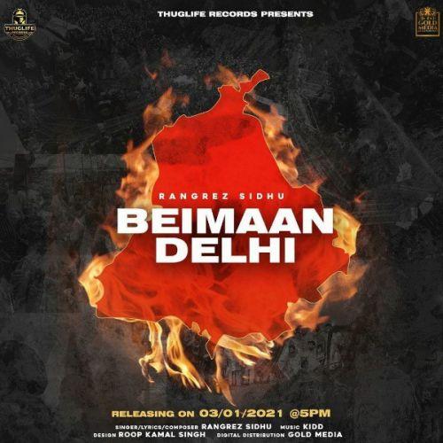 Beimaan Delhi Rangrez Sidhu Mp3 Song Download
