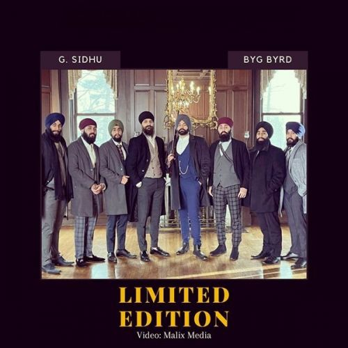 Limited Edition G Sidhu Mp3 Song