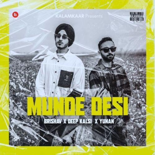 Munde Desi Deep Kalsi, Brishav Mp3 Song