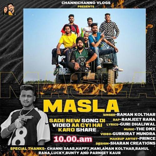 Masla Raman Kolthar, Ranjeet Rana Mp3 Song
