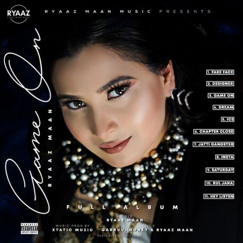 Designer Ryaaz Maan mp3 song download, Game On Ryaaz Maan full album mp3 song