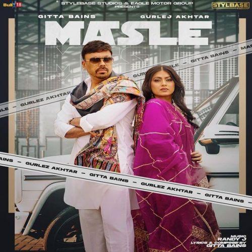 Masle Gurlej Akhtar, Gitta Bains Mp3 Song Download