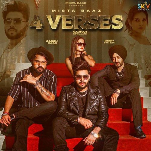 4 Verses Mista Baaz, Deep Fateh Mp3 Song Download