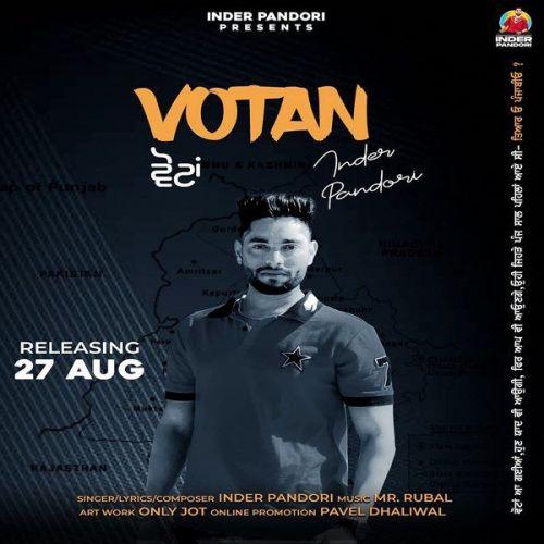Votan Inder Pandori Mp3 Song Download