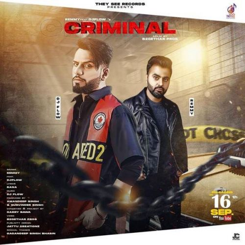 Criminal DJ Flow, Remmy Mp3 Song Download