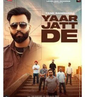Yaar Jatt De Tank Randhawa Mp3 Song Download