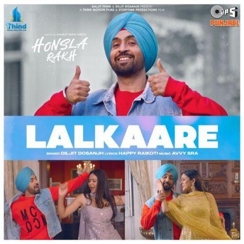 Lalkaare (Form Honsla Rakh) Diljit Dosanjh mp3 song download, Lalkaare (Form Honsla Rakh) Diljit Dosanjh full album mp3 song
